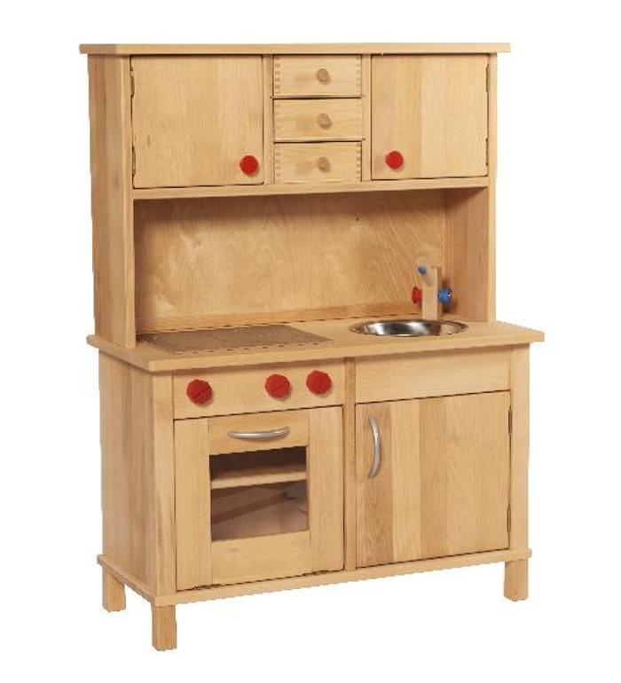 play kitchen with upper cupboard (special order)