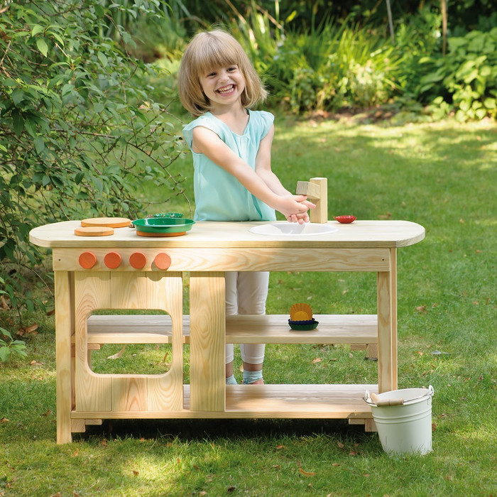 outdoor play kitchen (special order)