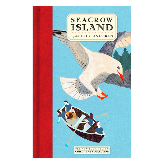 Seacrow Island by Astrid Lindgren.