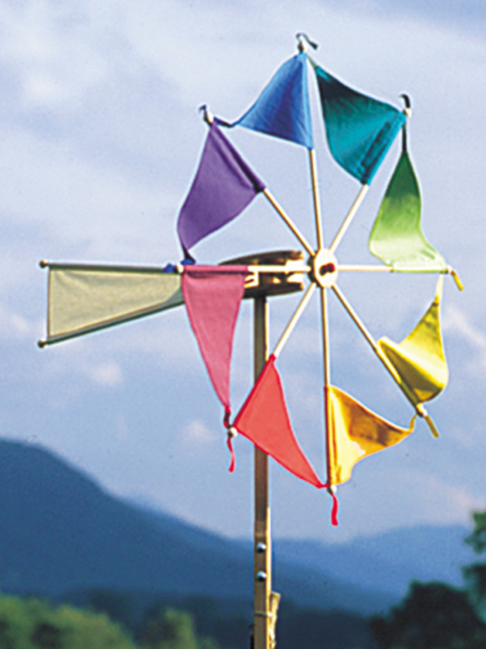large wind sails