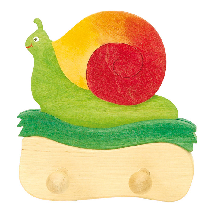 Ostheimer snail coat rack