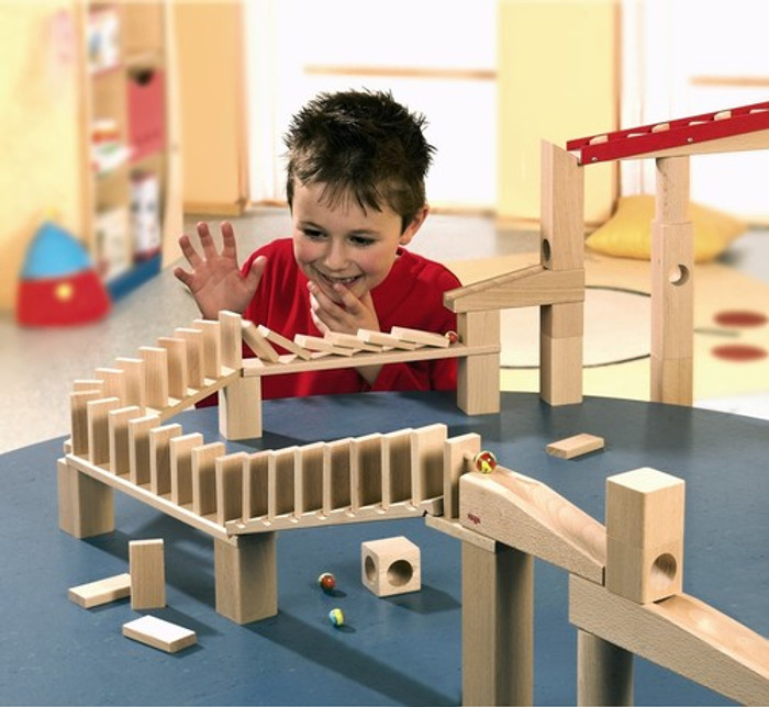 HABA Domino Rally Marble Run Add-on