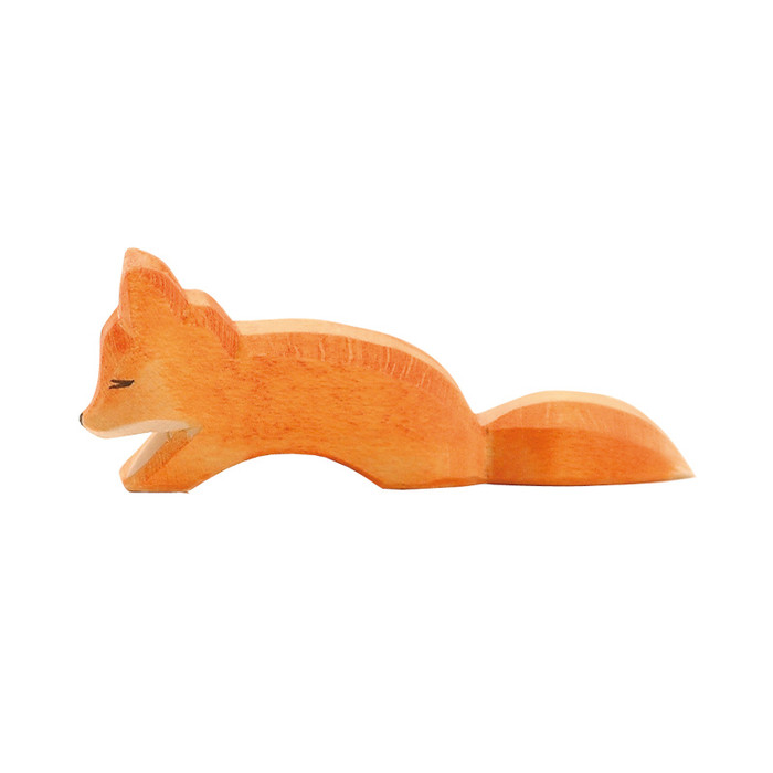 Ostheimer small fox, 3.5 cm high.  Made in Germany.