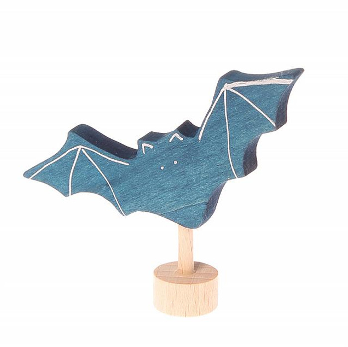 bat ornament for birthday ring