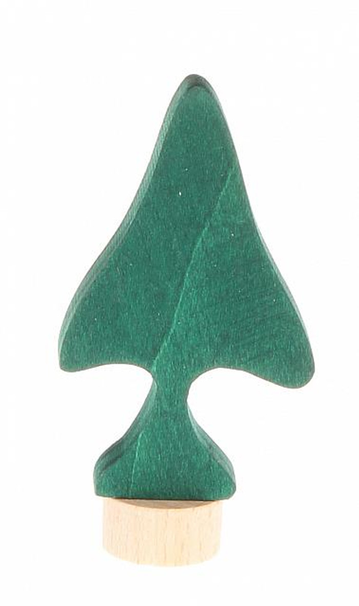 fir tree ornament for birthday ring