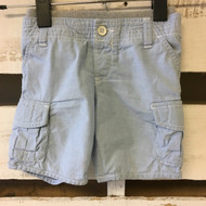 Baby Gap Light Blue Cargo Shorts