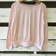 Gap Kids Pink with Sparkles Top