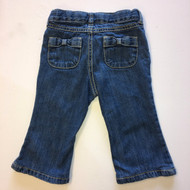 Gymboree Boot Cut Bow Pocket Jeans