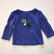 Gymboree Blue Frog Umbrella Top