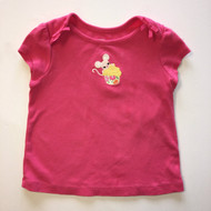 Gymboree Pink 'Mouse with Cupcake' Top