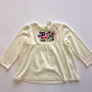 New! Gymboree Flower Patch Ivory Dress