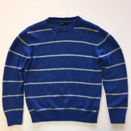 Gap Kids Blue & Grey Stripe Sweater