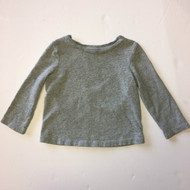 Baby Gap Long Sleeved Grey Top