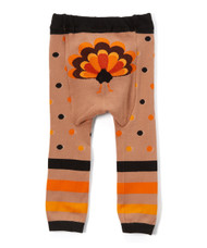 Doodle Pants Turkey Leggings