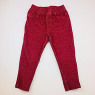 Tea Collection Red Stretch Jeggings