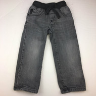 Gymboree Grey Pull On Jeans