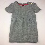 Baby Gap Grey Sweatshirt Dress
