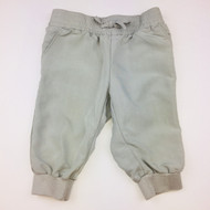 Baby Gap Grey Micro Jogger Pants