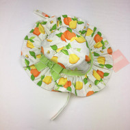 New! Gymboree Citrus Sun Hat