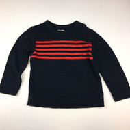 Baby Gap Navy with Red Stripe Top