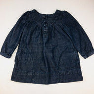 Baby Gap Dark Denim Dress