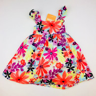 New with Tags! Gymboree Multi Color Floral Summer Dress