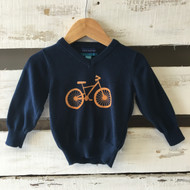 Andy & Evan Bicycle Sweater