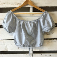 New!  3 Pommes Crop Top