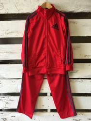 Adidas Two Piece Track Suit