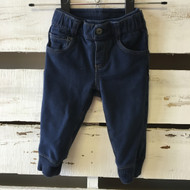 Baby Gap Navy Pull On Joggers