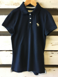 Abercrombie Kids Navy Polo Shirt