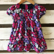 New! Baby Gap Pink & Purple Floral Dress