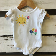Gymboree 'Sunshine & Flower' Onesie