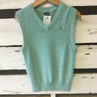 Baby Gap Green Sweater Vest