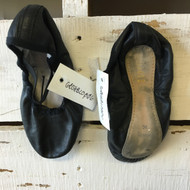 Bloch Black Ballet Shoes 2C