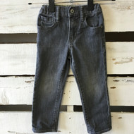 Baby Gap 1969 Straight Dark Grey Skinny Jeans