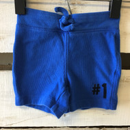 Baby Gap Blue Cotton Shorts