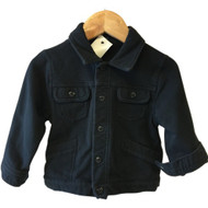 Baby Gap Black Snap Jacket