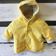 Gymboree Buttercup Quilted Jacket