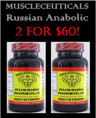 Russian Anabolic - 2 for $60