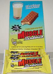 Muscle Sandwiches - Box