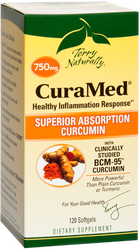 Curamed 750 mg 30 gels by Terry Naturally - Europharma