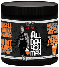 AllDayYouMay - Southern Sweet Tea - Rich Piana 5%