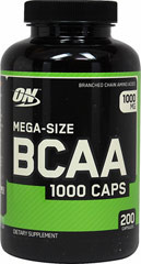 Optimum Nutrition's BCAA 1000 caps