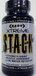 Xtreme Stack by Hardcore Anabolics