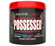 Possessed Pre-Workout by Insane Labz