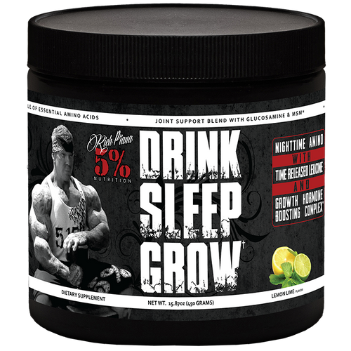 Drink Sleep Grow Rich Piana 5% Nutrition