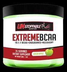 Unstoppable Nutrition Xtreme BCAA