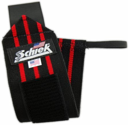 """Schiek Black Line 12"""" Wrist Wrap"""