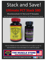 Ultimate PCT Stack: Hi-Test and Novaplex
